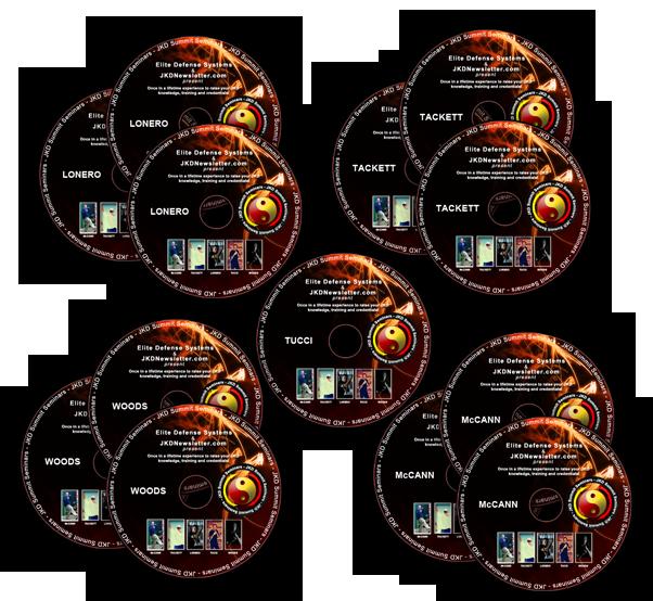 dvd-8-instructor-set